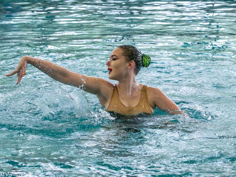 Синхронное плавание (18+ лет)