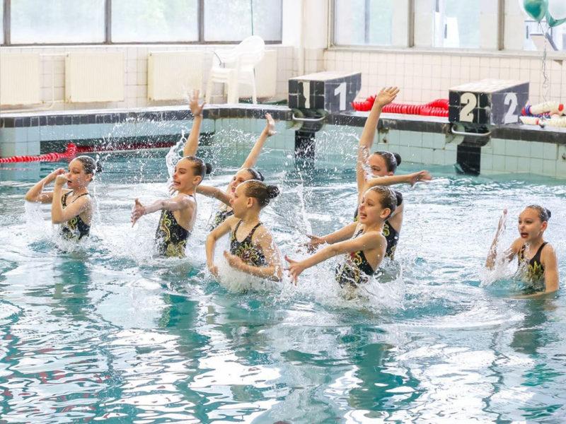 Артистическое плавание